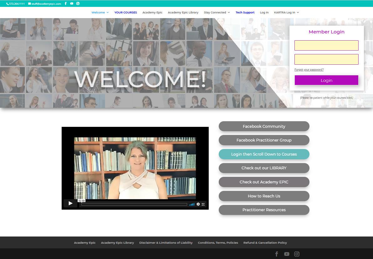 Online Courses - Websites